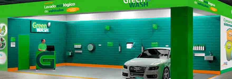franchisé Green car